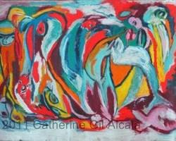 Mésinterprétation des rêves (Catherine Gil Alcala)